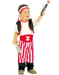 Piraat kostuum voor baby's