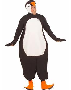Kostuum pinguïn Zuidpool voor volwassenen