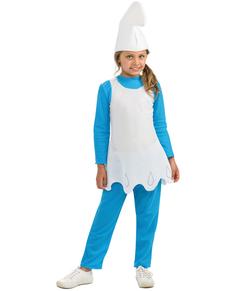 Kostuum smurfin Movie De Smurfen voor meisjes