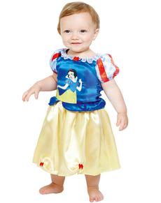 Kostuum Sneeuwwitje deluxe voor baby's