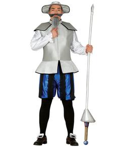 La Mancha ridder kostuum voor mannen