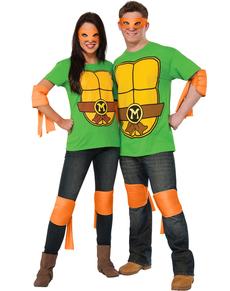 Set accessoires Michelangelo The Ninja Turtles voor mannen