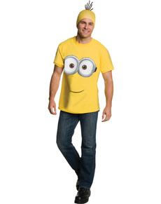 Kostuum set Minion voor volwassenen