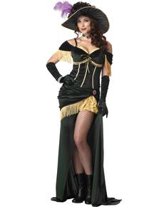 Kostuum saloonvrouw voor vrouwen
