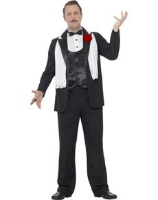 Maffia peetvader kostuum voor mannen