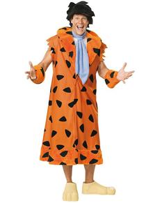 Deluxe Fred Flintstone kostuum